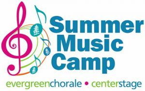 Evergreen Chorale Summer Music Camp