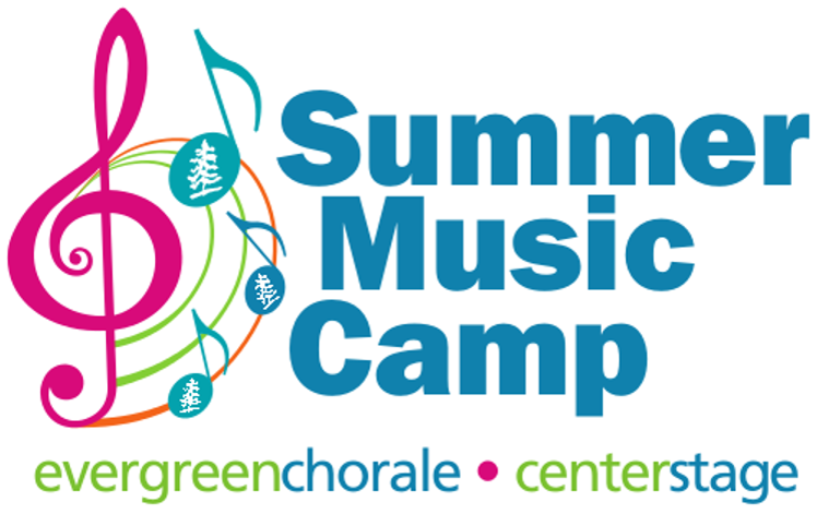 Evergreen Chorale Summer Music Camp Promotion
