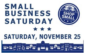 Social Media - Small business Saturday