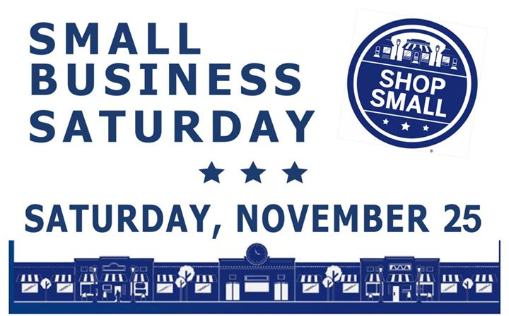 Social Media - Small business Saturday