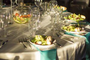 Non-profit banquet Social media images