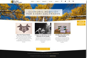 Bell Policy Center Website
