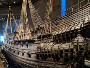 Museum boat