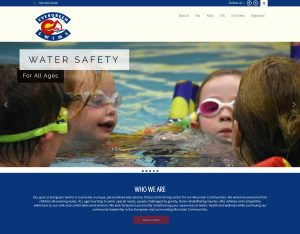 Evergreen Swims - Water Safety page