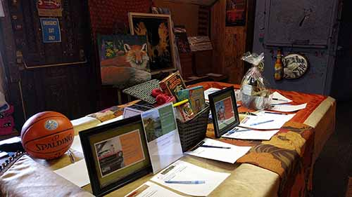 Montessori Silent auction
