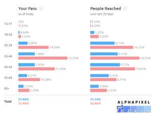 SEO: Demographics analysis