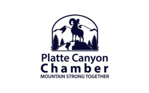 Platte Canyon Camber of Commerce logo