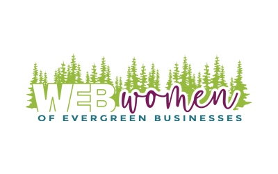 Women of Evergreen Businesses logo