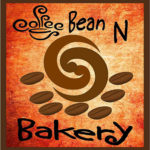 coffee bean n bakery logo