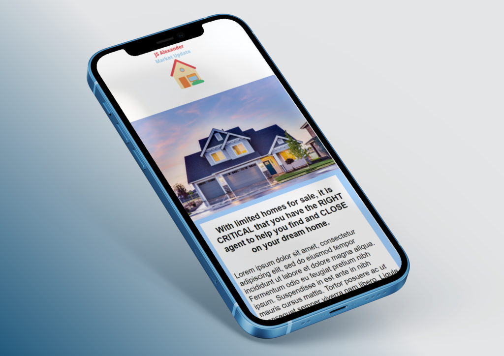 Real Estate Electronic Newsletter