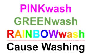 Cause Washing Title Slide Image